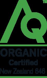 646 AQ Certified Orgainic_SPOT - Chantal Organics