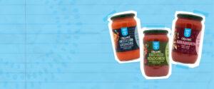 Chantal Organics Pasta Sauces