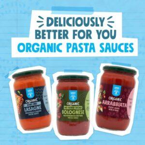 Chantal Organics Organic Pasta Sauce